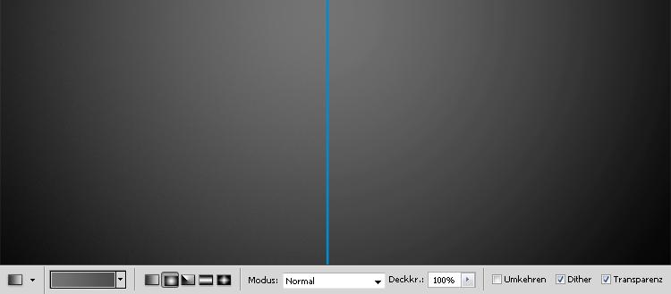 Verlaufswerkzeug Streifen Photoshop