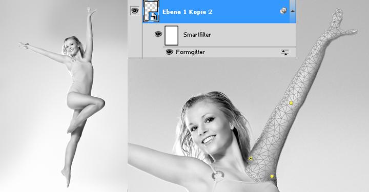 Formgitter Photoshop