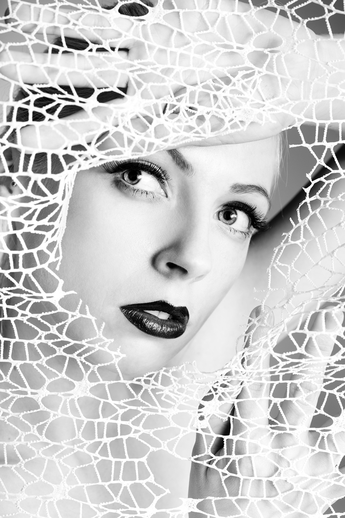 Beauty Portrait Speedlites Reflexschirm
