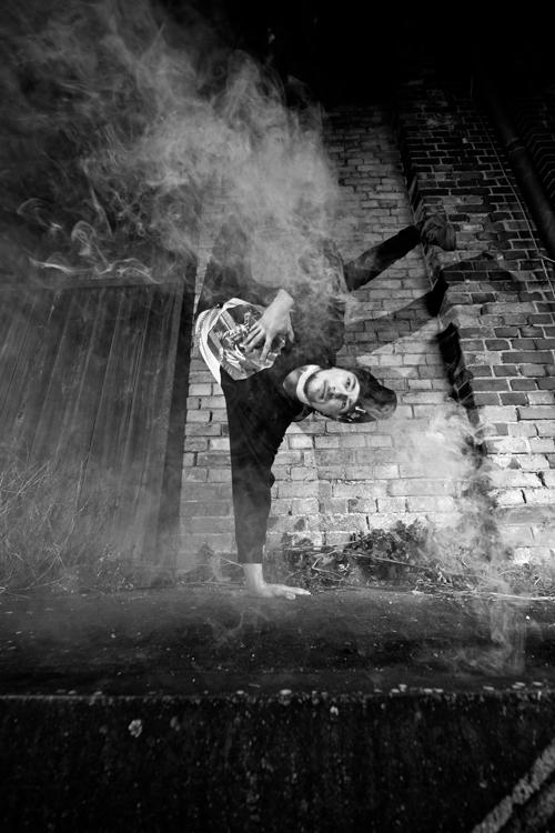 Foto Rauch Breakdance