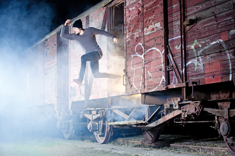 Fotoshooting Breakdance Making Of Magdeburg Wissenschaftshafen