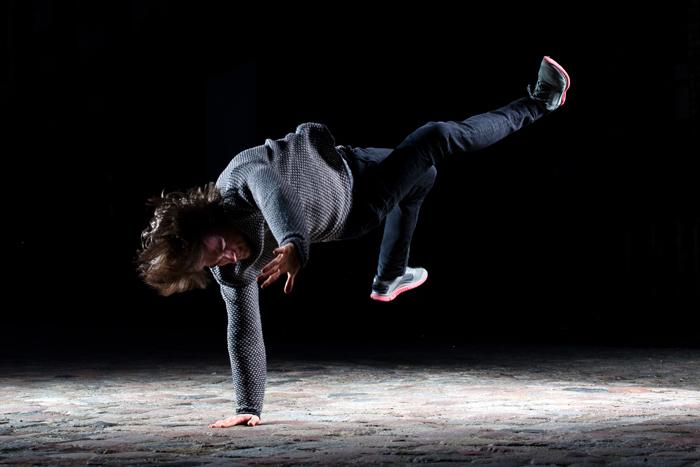 Fotoshooting Breakdance