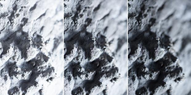 Aufnahmen mit Blende 4, 5,6 und 8