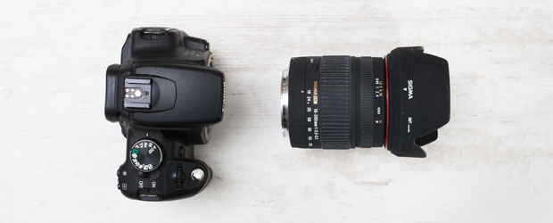 Spiegelreflex Kamera für Einsteiger